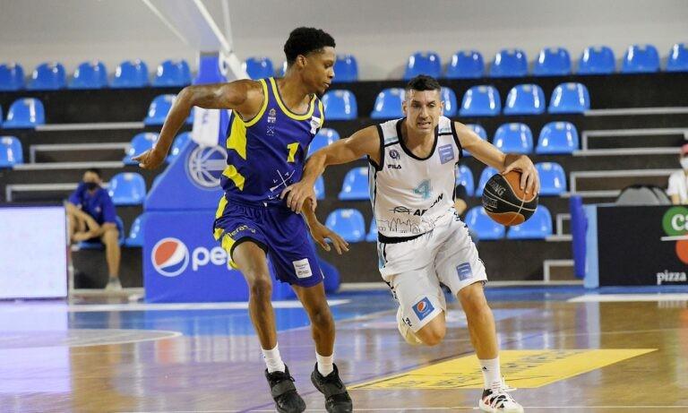 Ξανθόπουλος: Έκτος πασέρ του Κολοσσού στη Basket League