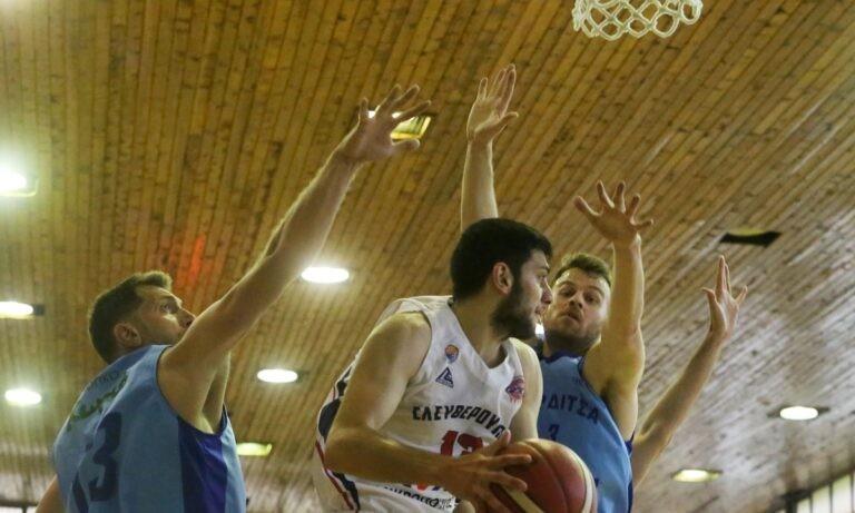 Α2 Ανδρών: Ο Ερμείδης MVP της αγωνιστικής