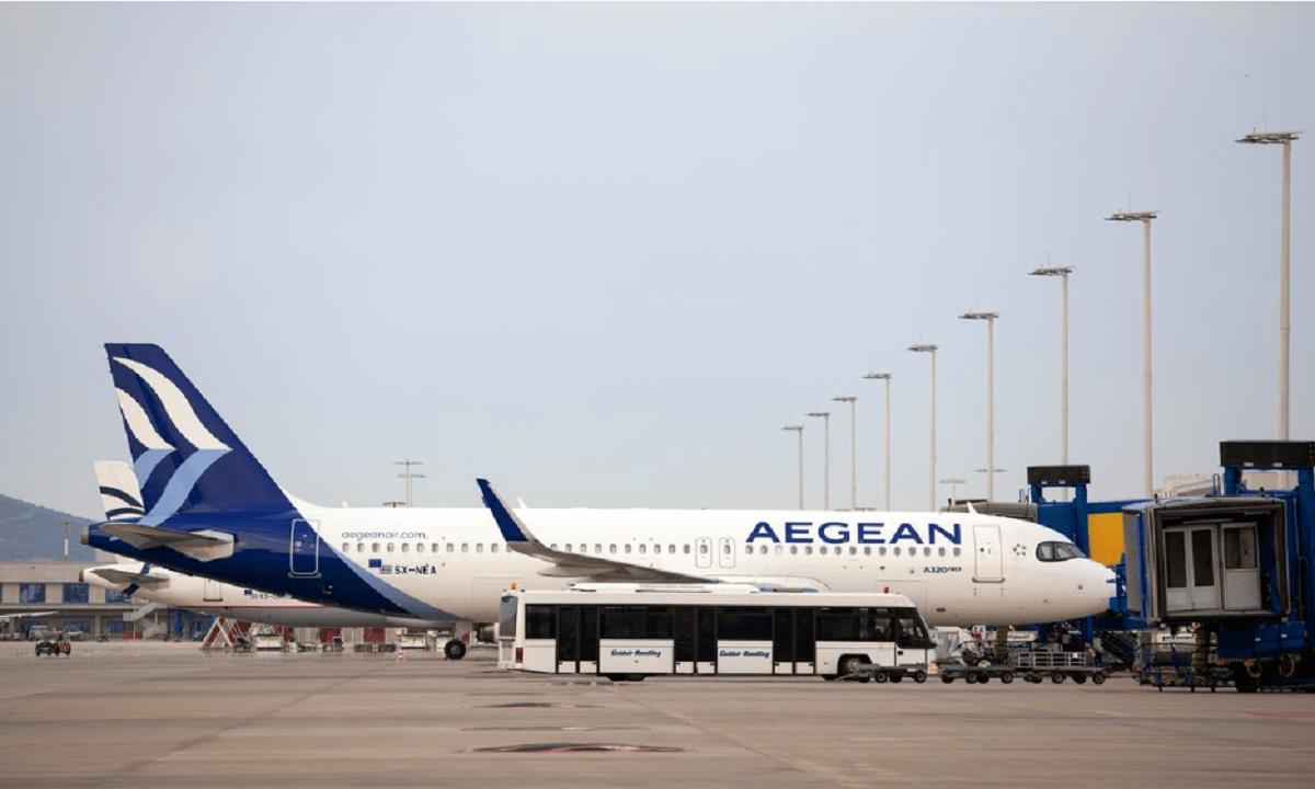 Πτήσεις: Ακυρώσεις και τροποποιήσεις σε AEGEAN και Olympic Air