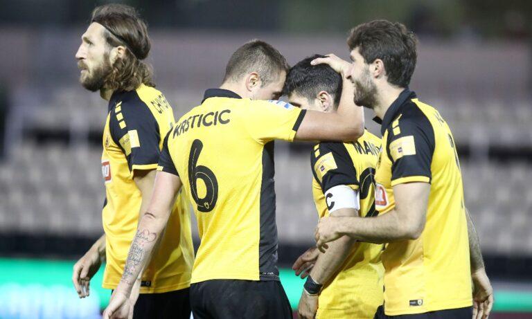 ΑΕΚ: Η αυτοθυσία των παικτών της, το πριν και το μετά της νίκης στη Λεωφόρο