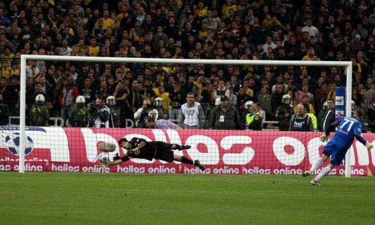 ΑΕΚ – Ολυμπιακός 4-4 (14-15 πεν): 12 χρόνια από τον πιο συναρπαστικό τελικό Κυπέλλου! (vid)