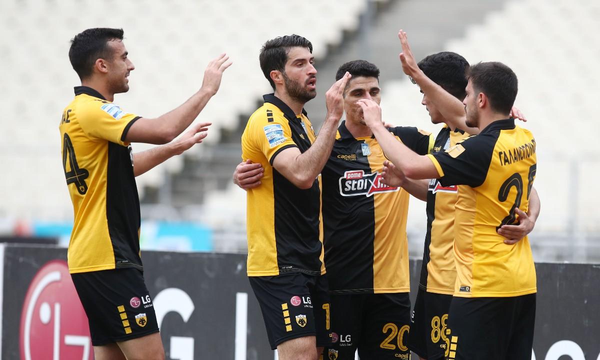 Αστέρας Τρίπολης-ΑΕΚ: Οι ενδεκάδες του αγώνα