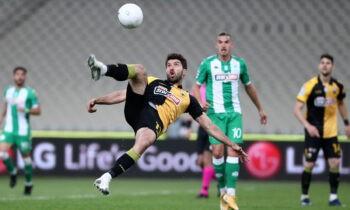 Για την ΑΕΚ το αποψινό (19:30) με τον Παναθηναϊκό στην Λεωφόρο, είναι η στροφή... κλειδί στα πλέι οφ της Super League.