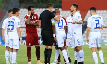 Ο ρέφερι της αναμέτρησης ΑΕΛ - ΠΑΣ Γιάννινα δεν επιβεβαιώνει τα περί ρατσιστικής επίθεσης στο φύλλο αγώνα!