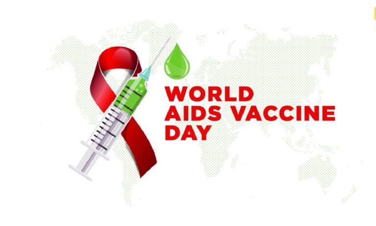 18 Μαΐου: Παγκόσμια Ημέρα Ενημέρωσης για το Εμβόλιο κατά του AIDS