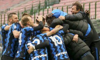 Η Ίντερ είναι και πάλη πρωταθλήτρια Ιταλίας μετά από 11 χρόνια και όπως είναι φυσικό το... μισό Μιλάνο πανηγυρίζει την επιτυχία των «νερατζούρι».