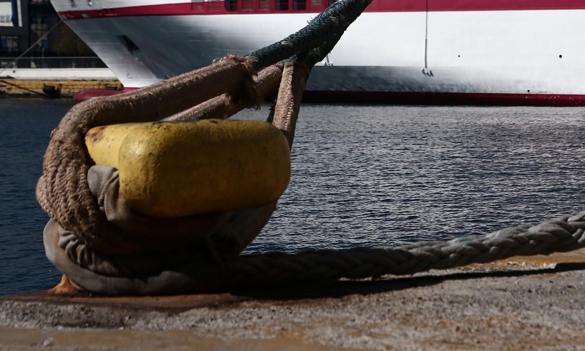 Απεργία ΠΝΟ: Δεμένα όλα τα πλοία στις 6 Μαΐου