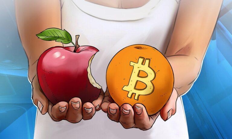 Η Apple θα υποστηρίζει πληρωμές σε κρυπτονομίσματα;