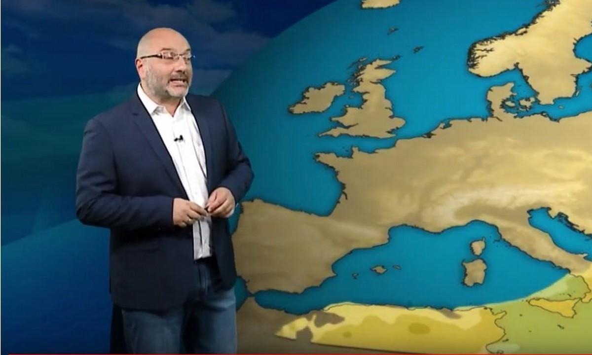 Αρναούτογλου Καιρός: «Βουτιά» του υδράργυρου – Πόσο θα πέσει η θερμοκρασία