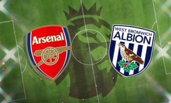 Άρσεναλ-Γουέστ Μπρομ: Παρακολουθήστε LIVE από το Sportime την αναμέτρηση για την 35η αγωνιστική της Premier League.