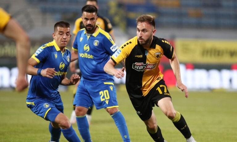 Αστέρας Τρίπολης-ΑΕΚ 1-1: Πάλι καλά είχε… καθαρίσει την Ευρώπη!
