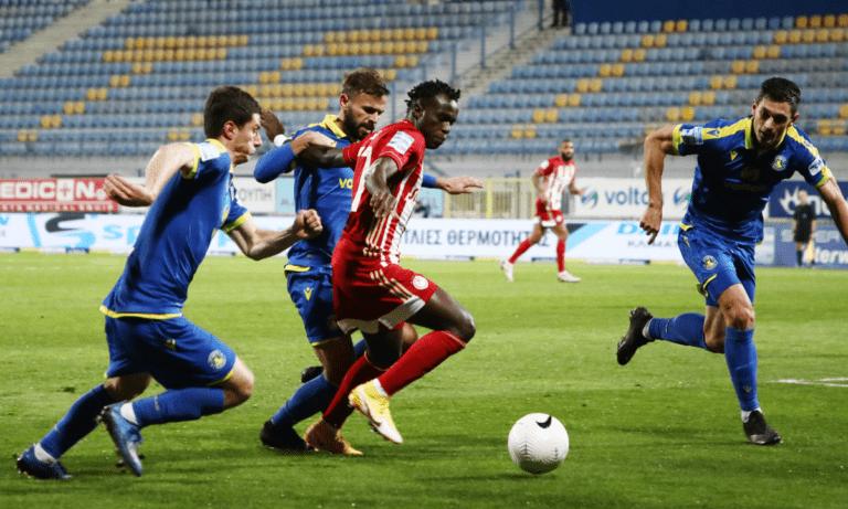 Αστέρας Τρίπολης: Ανανέωσαν μέχρι το καλοκαίρι του 2023, οι δύο Ισπανοί ποδοσφαιριστές των Αρκάδων.