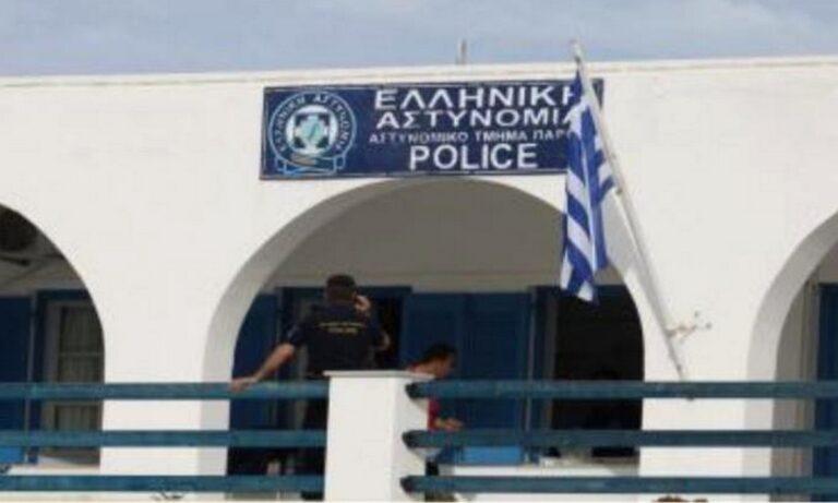 Πάρος: Σοκαριστικό βίντεο – Ρομά ξυλοκόπησαν αστυνομικούς, τους πέταγαν καρέκλες!
