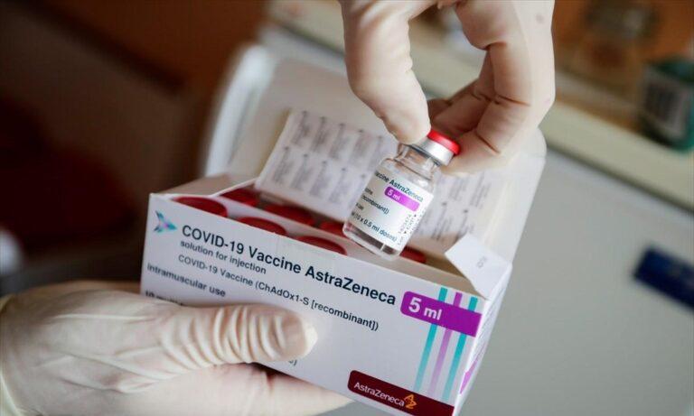 Σταματά ο εμβολιασμός με AstraZeneca στις έγκυες