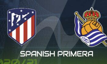 Ατλέτικο Μαδρίτης-Ρεάλ Σοσιεδάδ: Παρακολουθήστε LIVE από το Sportime την αναμέτρηση για την 36η αγωνιστική της Primera Division.