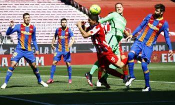 Μπαρτσελόνα – Ατλέτικο Μαδρίτης 0-0: Την κράτησε από κάτω, αλλά «κινδυνεύει» από τη Ρεάλ