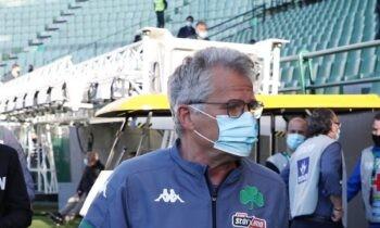 Μπόλονι: Προσωπική άποψη για τη λύση της συνεργασίας του Παναθηναϊκού με τον Ρουμάνο τεχνικό έχει ο Μάριους Νικουλάε.