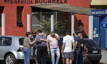 Βραζιλία: Φρίκη και βαθιά οδύνη στο άκουσμα της είδησης ότι ένας 18χρονος εισέβαλε σε νηπιαγωγείο και αφαίρεσε τη ζωή από 5 ανθρώπους.