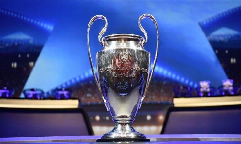 Champions League: Η UEFA φέρνει το...final four!