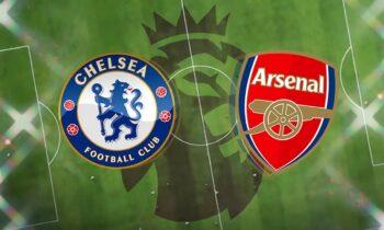 Τσέλσι-Άρσεναλ: Παρακολουθήστε LIVE από το Sportime τη λονδρέζικη μονομαχία για την 36η αγωνιστική της Premier League.
