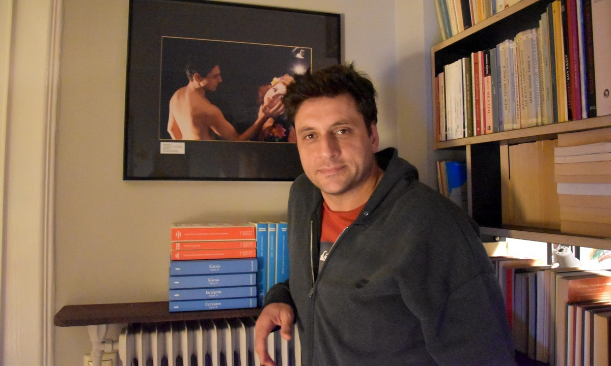 Γιώργος Χρυσοστόμου: Απίστευτη αλλαγή στην εμφάνιση του