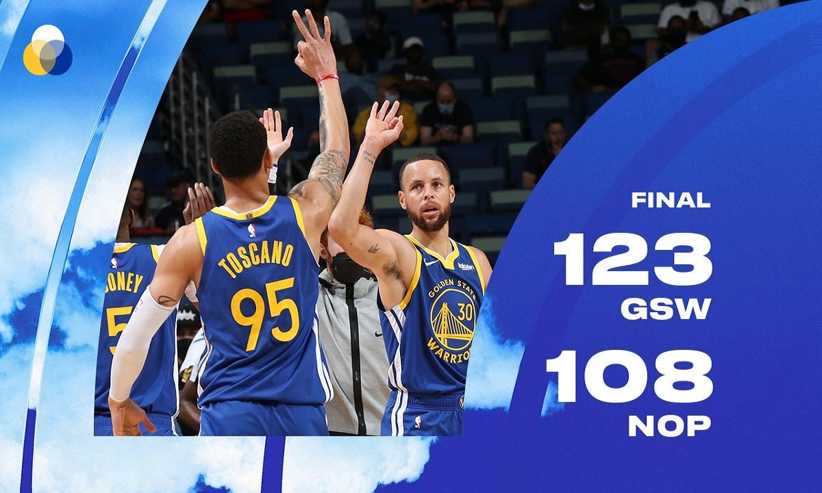 NBA Αποτελέσματα: Εύκολο βράδυ για Γουόριορς και Νικς (vids)