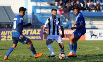 Super League 2: Με το «δεξί» ο Βασιλακάκης, ματσάρα στην Άρτα