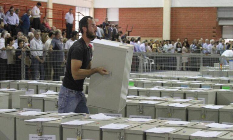 Κύπρος εκλογές: 1.150 εκλογικά κέντρα σε όλη την ελεύθερη Κύπρο για τις βουλευτικές Μαΐου