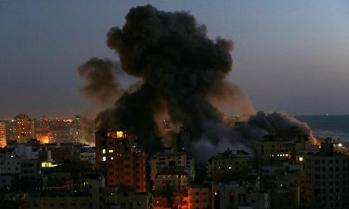 Μέση Ανατολή: «Βροχή» ρουκετών στο Τελ Αβίβ – Κατάρρευση 13όροφου κτιρίου στη Γάζα