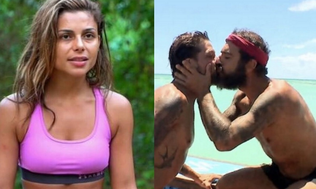 Survivor 4/5: Χαμός με το φιλί Ηλία-Τριαντάφυλλου – Πήρε θέση η Ελευθερία! (vid)