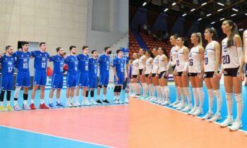 Βόλεϊ: Την Πέμπτη (20/5) στο Βελιγράδι και στις 27 Μαΐου στο Ελσίνκι, θα γίνουν οι κληρώσεις των ομίλων του Ευρωπαϊκού Πρωταθλήματος.
