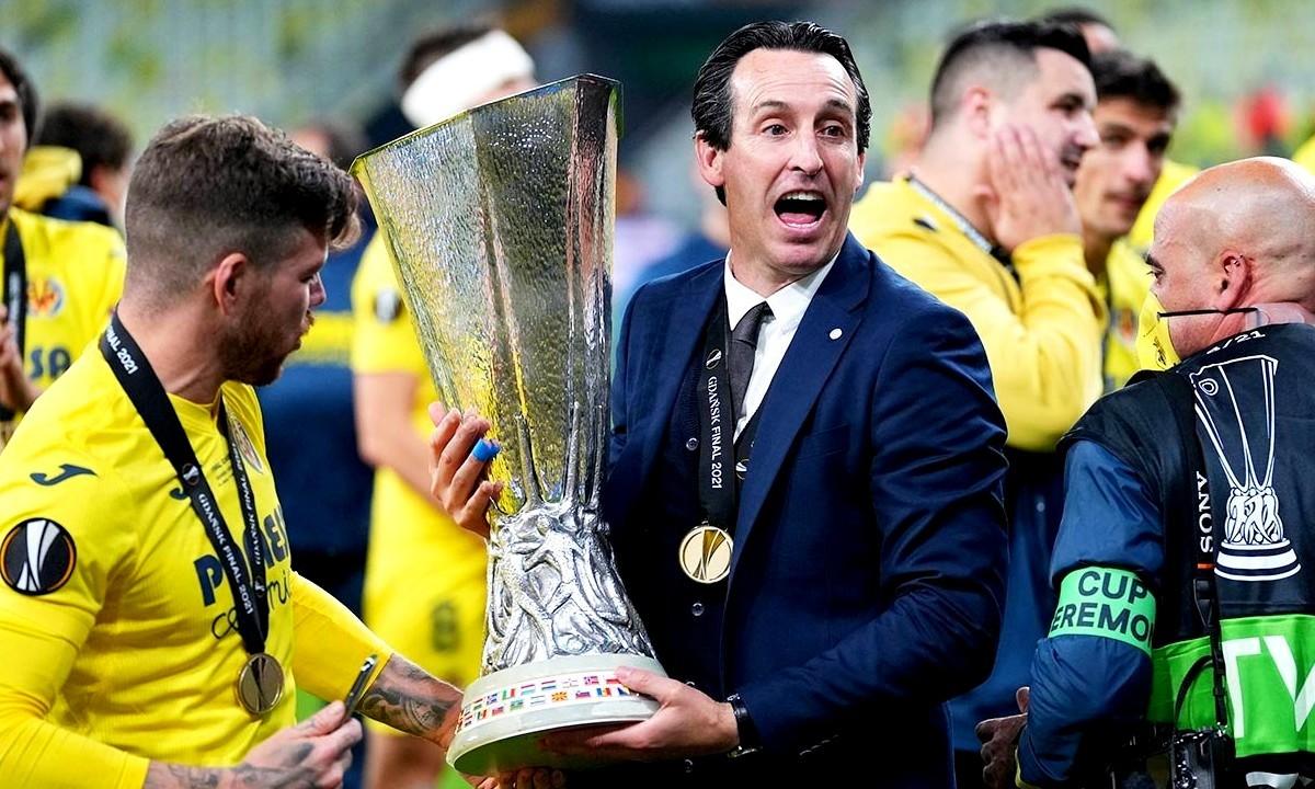 Βιγιαρεάλ – Γιουνάιτεντ: Ο Έμερι πήρε την ταυτότητα του Σόλσκιερ και έφυγε με το UEFA Europa Emery League!