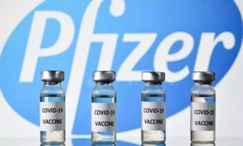 Εμβόλιο Pfizer: Σε νέα μελέτη που εξετάζει την αποτελεσματικότητα του εμβολίου έναντι του κορονοϊού αναφέρθηκε ο Ηλίας Μόσιαλος.