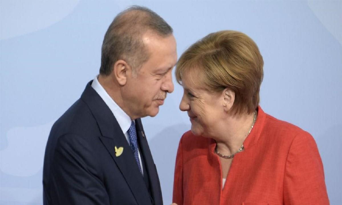 Τουρκία: Τέλος το πάρτι Ερντογάν – Μέρκελ – Πρώτοι οι Πράσινοι που θέλουν εμπάργκο όπλων