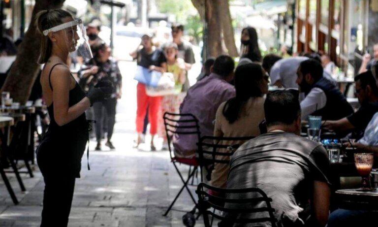 Εστίαση: Άνοιξαν περισσότερα από 40.000 καταστήματα σε ολόκληρη τη χώρα