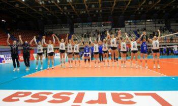 Εθνική Ελλάδας βόλεϊ: Προκρίθηκε για δεύτερη συνεχόμενη φορά στην τελική φάση του Ευρωπαϊκού Πρωταθλήματος βόλεϊ Γυναικών!