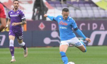 Σε «τροχιά» Champions League παρέμεινε η Νάπολι, η οποία επικράτησε με 2-0 μέσα στην έδρα της Φιορεντίνα για την 37η αγωνιστική.