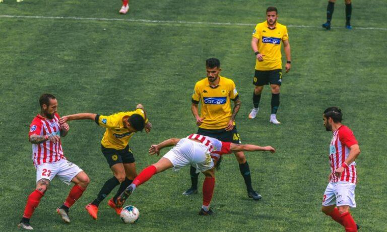 Αναβολών συνέχεια στη Football League – 19 κρούσματα ανακοίνωσε ο Θεσπρωτός