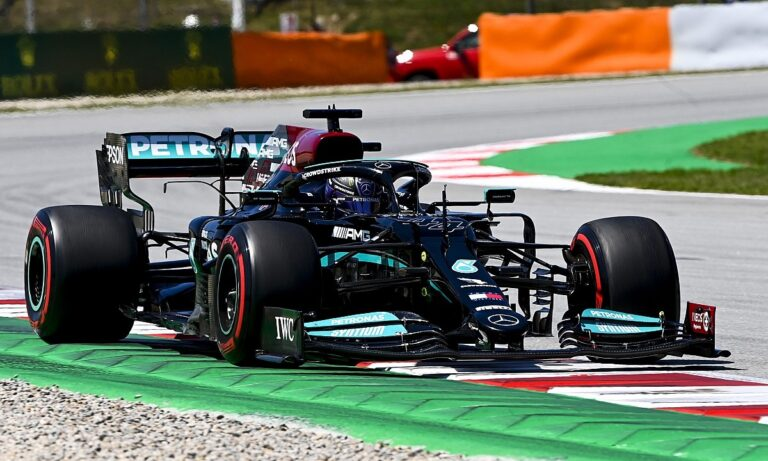 Formula 1 GP Ισπανίας: Η στρατηγική της Mercedes έδωσε τη νίκη στον Χάμιλτον