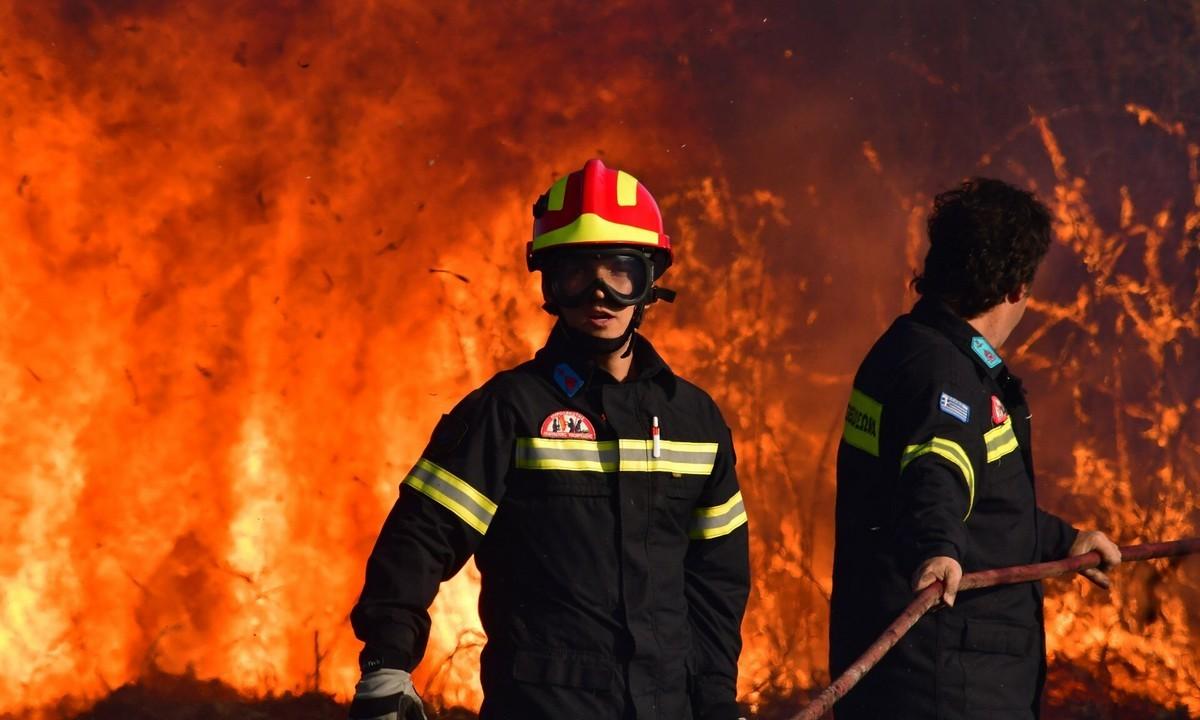 4 Μαΐου: Διεθνής Ημέρα Πυροσβεστών