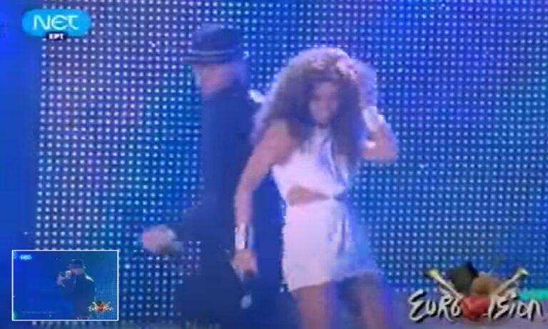 Eurovision Eλλάδα: Η άγνωστη υποψηφιότητα της Φουρέιρα πάει στον μακρινό Φεβρουάριο του 2010 όταν ήταν υποψήφια μαζί με τον Μάνο Πυροβολάκη.