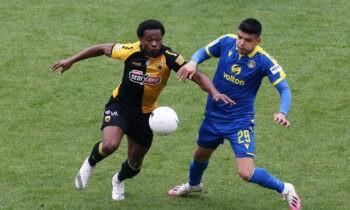 Η ΑΕΚ έμαθε απόψε καλά νέα για τον Λιβάι Γκαρσία και ειδικότερα από το... μέτωπο του τραυματισμού του.