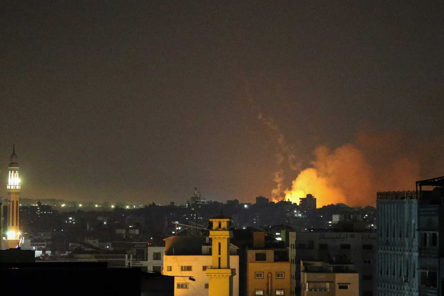 Ισραήλ - Παλαιστίνη: Με αίμα συνεχίζονται να βάφονται οι εχθροπραξίες ανάμεσα στις δύο πλευρές. Ήδη ο αριθμός των νεκρών έχει ξεπεράσει τους 100.
