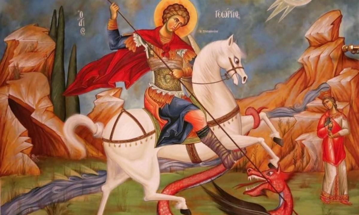Εορτολόγιο Δευτέρα 3 Μαΐου: Ποιοι γιορτάζουν σήμερα