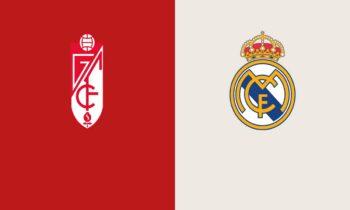 Γρανάδα-Ρεάλ Μαδρίτης: Παρακολουθήστε LIVE από το Sportime την αναμέτρηση για την 36η αγωνιστική της Primera Division.