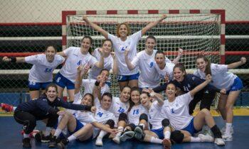 Εθνική Ελλάδας χάντμπολ: Στη Βέροια θα διεξαχθεί ο 2ος προκριματικός όμιλος του Ευρωπαϊκού Πρωταθλήματος, όπως έγινε γνωστό την Τρίτη.