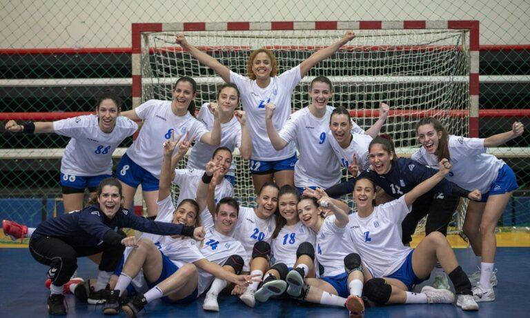 Εθνική Ελλάδας χάντμπολ: Στη Βέροια ο 2ος προκριματικός όμιλος του Εuro 2022