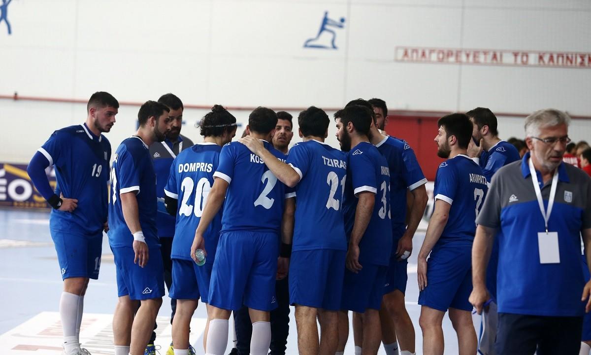 Γαλλία- Ελλάδα 46-30: Αυλαία με ήττα