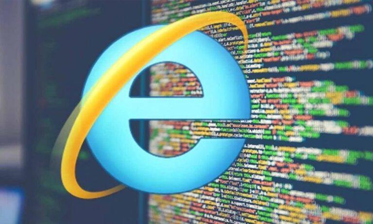 Τέλος εποχής για τον Internet Explorer από το 2022