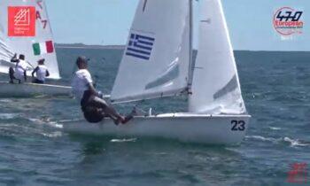 Ιστιοπλοΐα: Με τη συμμετοχή 5 ελληνικών σκαφών άρχισε στη Βιλαμούρα το Ευρωπαϊκό Πρωτάθλημα 470 (έγιναν ήδη οι 3 πρώτες ιστιοδρομίες).